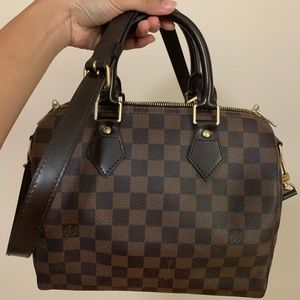 Louis Vuitton SPEEDY BANDOULIÈRE 30